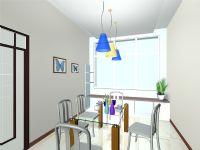 刘红蕾的设计师家园-白色,旧房改造,现代