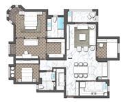 设计师家园-摩登华尔兹