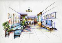 胡人的设计师家园-室内设计,效果图,装修