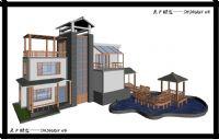 刘川的设计师家园-室内设计,效果图,装修