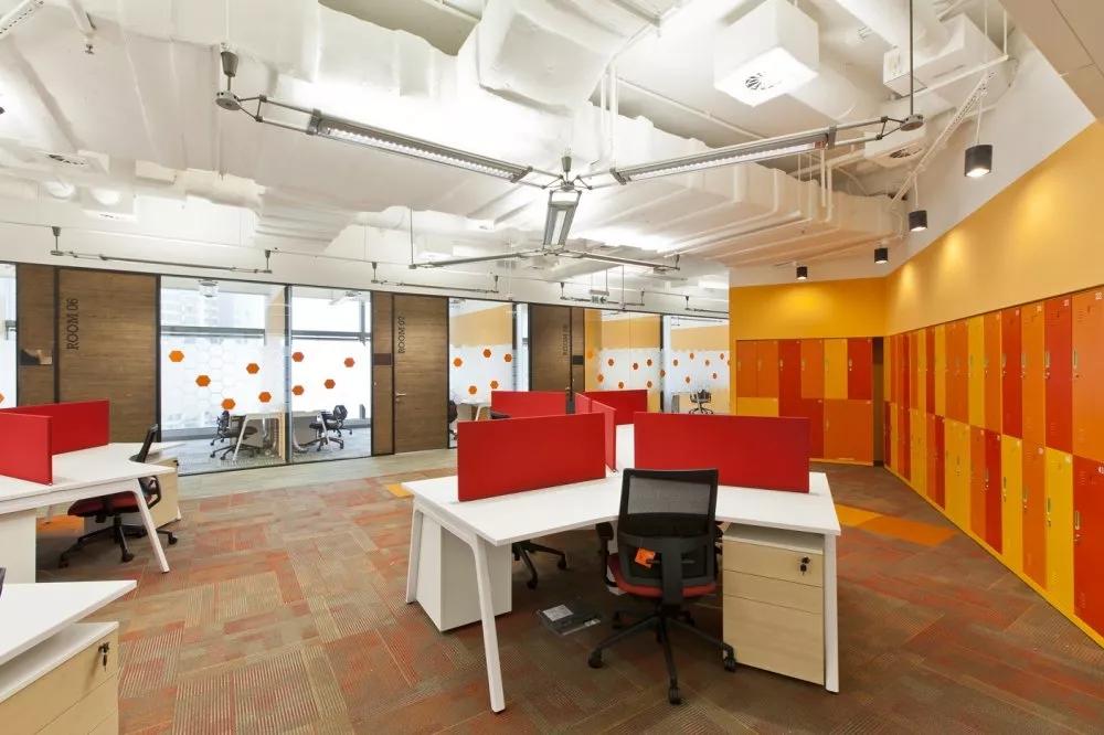 郑州办公室装修有哪几个重要区域