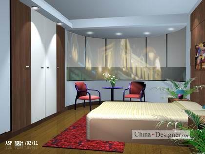 SHI-李雪伟的设计师家园-住宅公寓