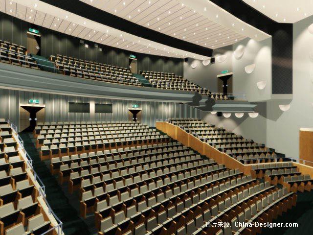 绵州大剧院-akinggol的设计师家园-会展剧场