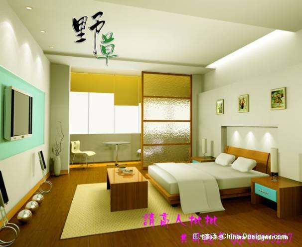 卧室-邓海龙的设计师家园-办公楼