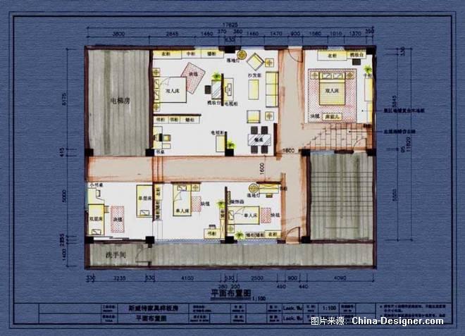 家具展厅平面方案-吴喜腾的设计师家园-专卖展示店图片