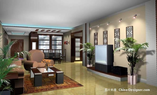 d-海山的设计师家园-住宅公寓