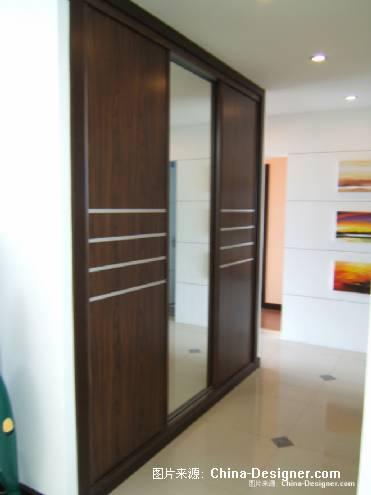走廊储藏柜-杨芸的设计师家园-住宅公寓
