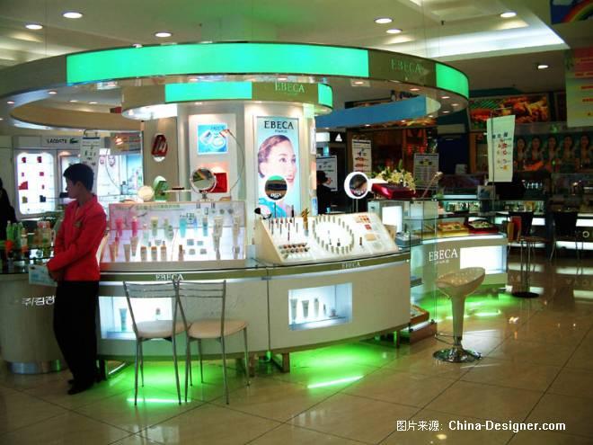 《EBECA化妆品》-设计师:兰亭和生装饰工程贵阳书院设计图图片