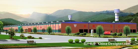 外观钢厂舞钢--车间-刘晓辉的设计师工厂-国家标准装修设计费家园图片