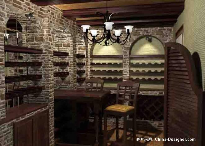 酒窖-李彦之的设计师家园-别墅别墅龙游图片