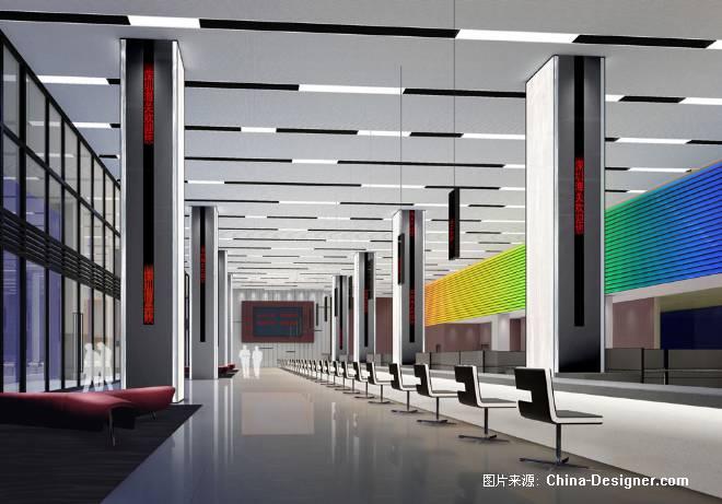 深圳海关科技信息业务综合楼-刘红蕾的设计师家园-办公楼