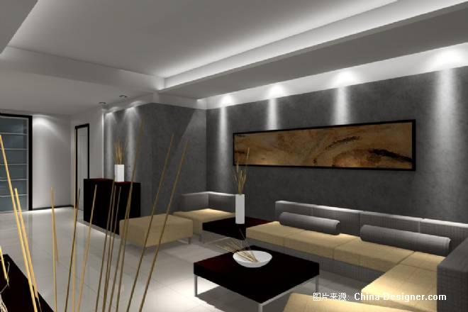 清空间构筑的住宅-刘伯雄的设计师家园-情趣情趣毛刷公寓怎么玩图片