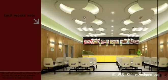 职工餐厅-周婷的设计师家园-餐饮酒吧图片