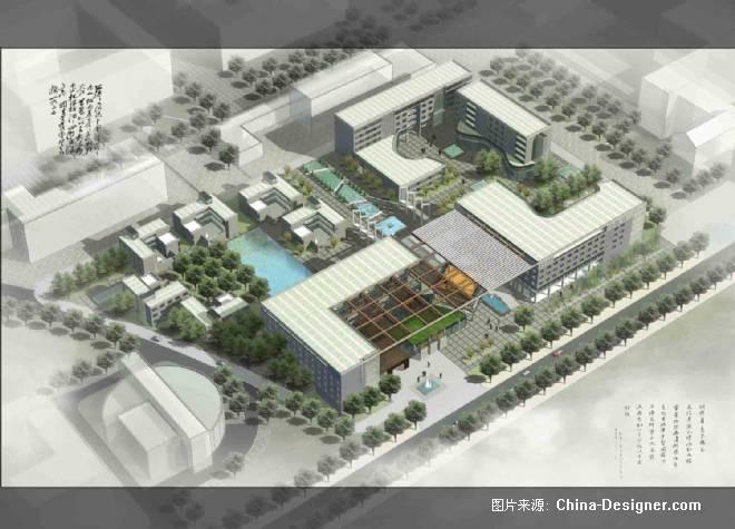 苏州学校鸟瞰-阿宝的设计师家园-学校