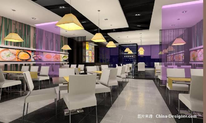 粥馆设计-吴海平的设计师家园-餐饮酒吧