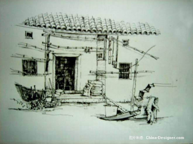 风景速写4-江苗的设计师家园-其他
