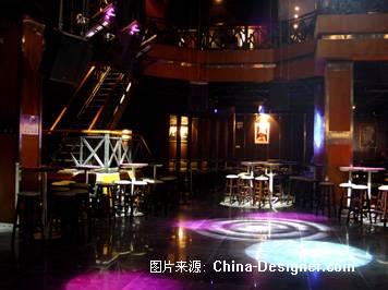 藏式酒吧装修效果图