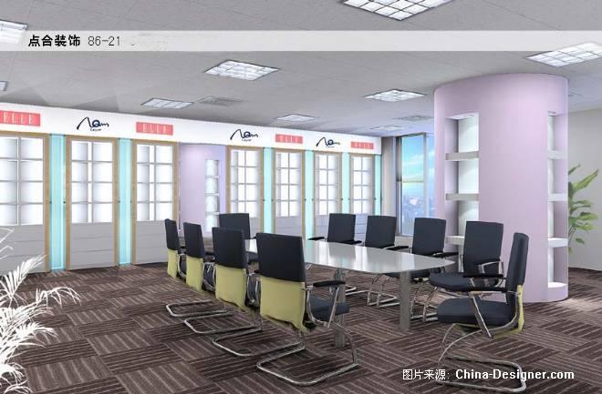 元艺坊国际贸易(上海)----华敏瀚尊办公楼-上海点合室内设计院子带农村一层半自建房设计图图片