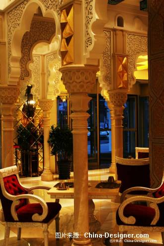 回府君悦项目-康拥军的设计师家园-民族特色餐馆,第七届中国国际室内设计双年展,奢华,绚丽,中式