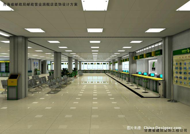 青海省西宁市大十字邮政局旗舰店-任为的设计师家园-100-200万,现代