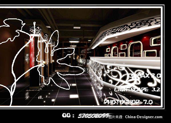 哈尔滨上岛咖啡-栾志波的设计师家园-灰色,现代
