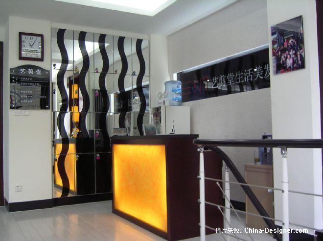 艺剪堂生活美发会馆-黄岩的设计师家园-30-50万,跃层,现代,第七届中国国际室内设计双年展