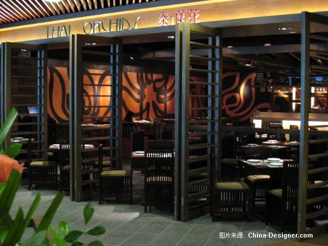 Thai Orchid-陈德坚的设计师家园-东南亚餐厅,东南亚风格,现代,200万以上
