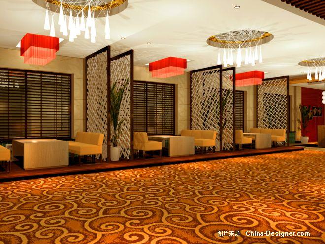 延安顺德商务酒店-王久刚的设计师家园-第七届中国国际室内设计双年展