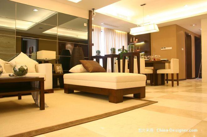 中海�^�@���H�影彘g-陈德坚的设计师家园-200万以上,住宅公寓样板间