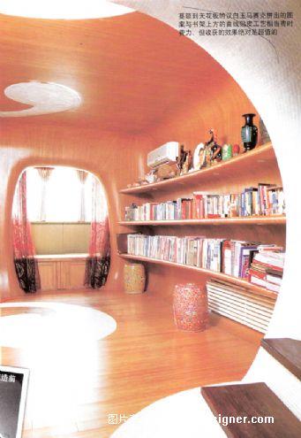 都市穴居人-马辉的设计师家园-后现代主义,客厅,白色,2009-2010中国家居设计流行趋势发布,高迪,自然风,第七届中国国际室内设计双年展
