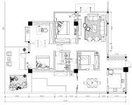设计师家园-朋友的家平面改动