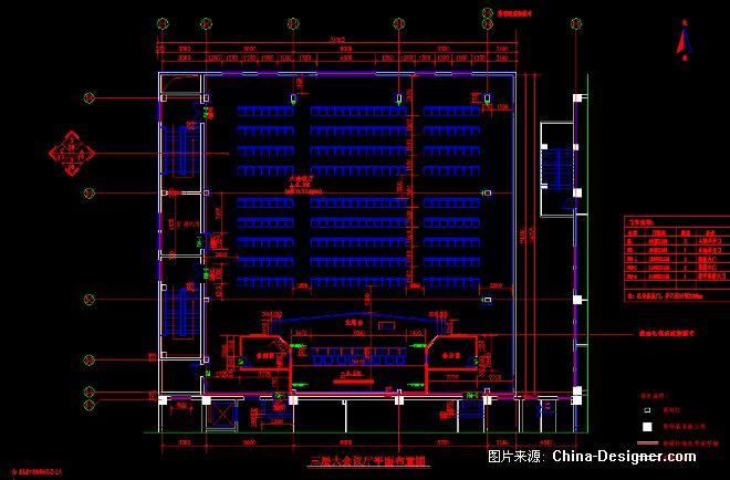 北太平庄街道办事处-3层会议厅-周英的设计师家园-会议厅设计