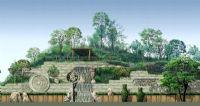 设计师家园-长寿湖宾馆 环境部分 潘召南
