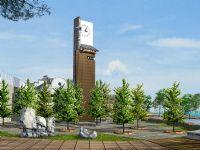 设计师家园-东泉旅游广场及东和酒店建筑设计 潘召南