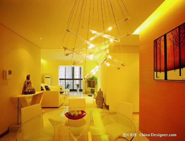 城市风景样板间-李枫的设计师家园-样板间