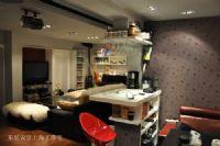 设计师家园-09三房改建灰度空间实景照