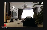 设计师家园-安宁黑白空间