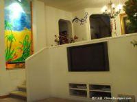 设计师家园-天津依云小镇06年项目-白色地中海