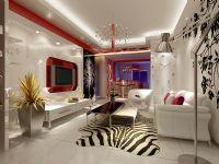 设计师家园-北京亚运村某住宅设计
