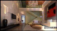 设计师家园-某别墅室内设计-现代风格-280平米