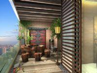 设计师家园-现代中式样板间