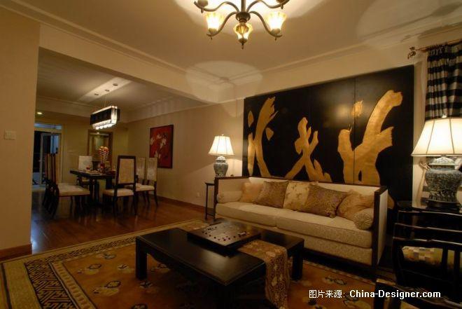 上海金地格林世界样板间-高龙的设计师家园-住宅公寓样板间,现代简约,2009-2010中国家居设计流行趋势发布,中式,古典,金属,DECO,Art
