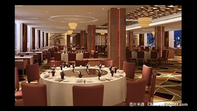 山东省东爵大酒店-张建勇的设计师家园-中式