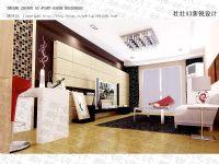 设计师家园-硬装9.8万106�O三居室美居实景-与光同尘-精彩呈现