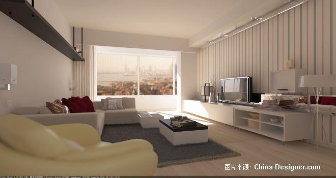现代极简风格 小户型 /许愿-魏迪的设计师家园-奢华,沉稳,温馨,新古典