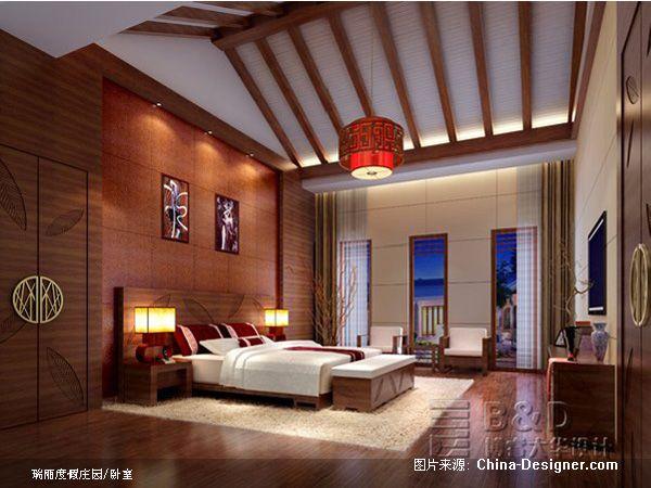瑞丽度假庄园-邓鑫的设计师家园-现代,度假酒店,奢华