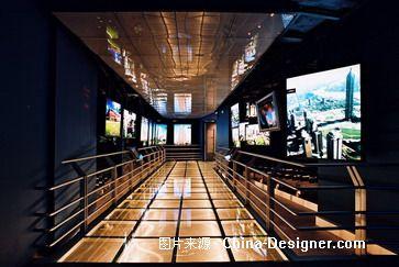 上海市档案馆新馆陈列展示厅museum of shanghai municipal archives