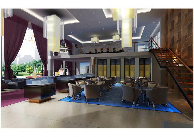 彼岸―售楼部-王自的设计师家园-现代