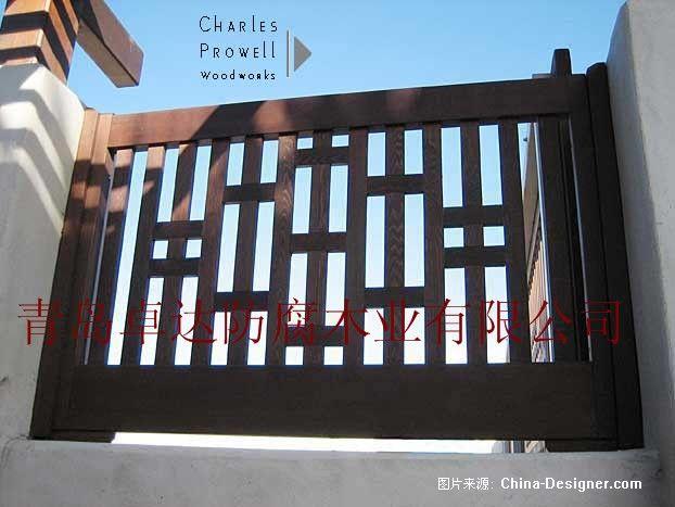 有限花园别墅庭院设计-青岛卓达私家别墅图片私家a有限四合院景观图片