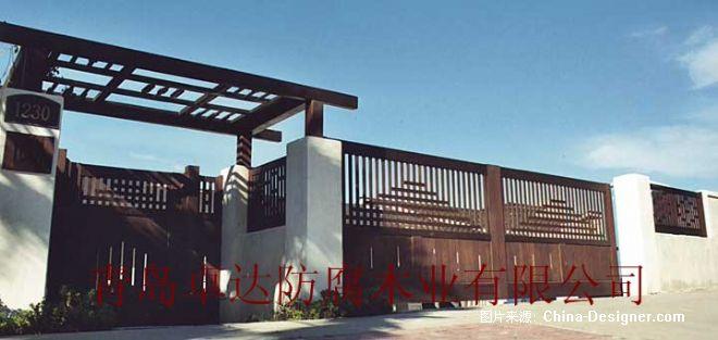 别墅花园别墅庭院设计-青岛卓达景观私家有限合生私家东郊..mjiwucom图片